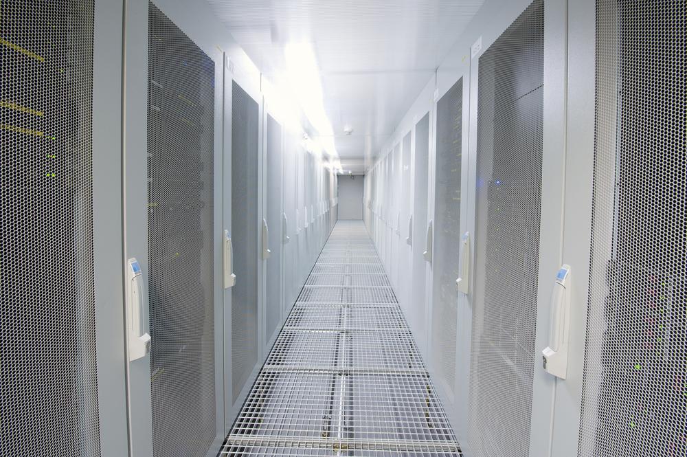 Inside Data Center